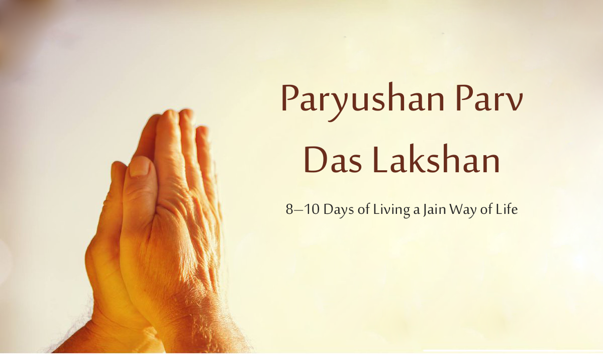 8–10 Days of Living a Jain Way of Life